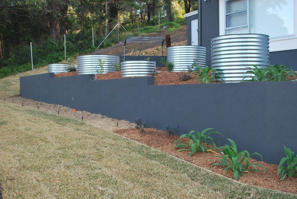 Colorbond Raised Garden Beds Sydney
